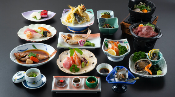 Tatsumi套餐